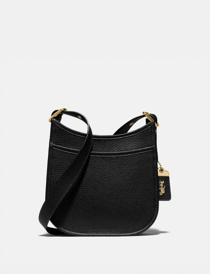 Coach Emery Crossbody 21 B4/Black Women Bags Crossbody Bags
