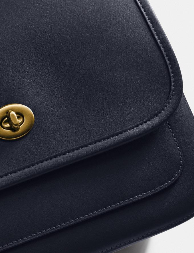 Coach Rambler Crossbody Brass/Midnight Navy New Featured 30% off (and more) Alternate View 5
