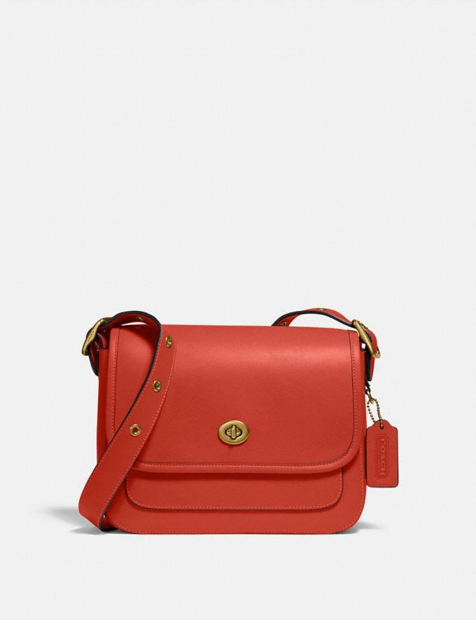 Coach Rambler Crossbody B4/Mango SALE For Her Bags