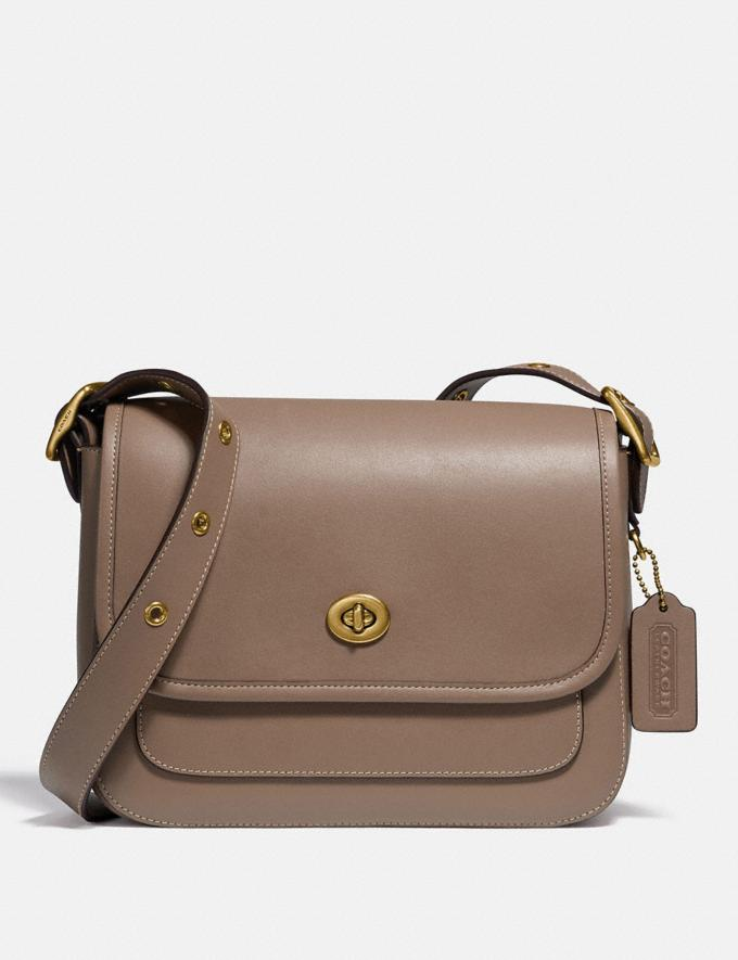 Coach Rambler Crossbody Brass/Elm