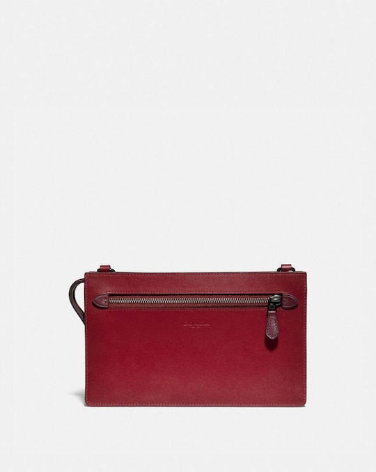 RIVINGTON CONVERTIBLE POUCH IN COLORBLOCK