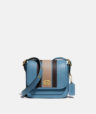 RAMBLER CROSSBODY 16 WITH VARSITY STRIPE