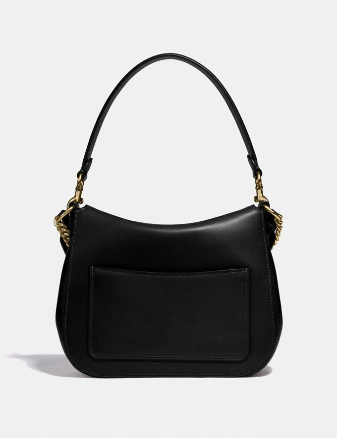 Coach Signature Chain Hobo Brass/Black New Women's New Arrivals Alternate View 2