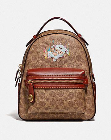 d525fbf0f5b Women's Backpacks | COACH ®