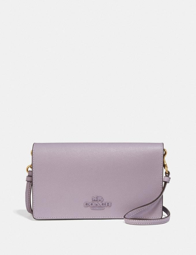 Coach Hayden Foldover Crossbody Clutch B4/Soft Lilac SUMMER SALE Sale Edits New to Sale New to Sale