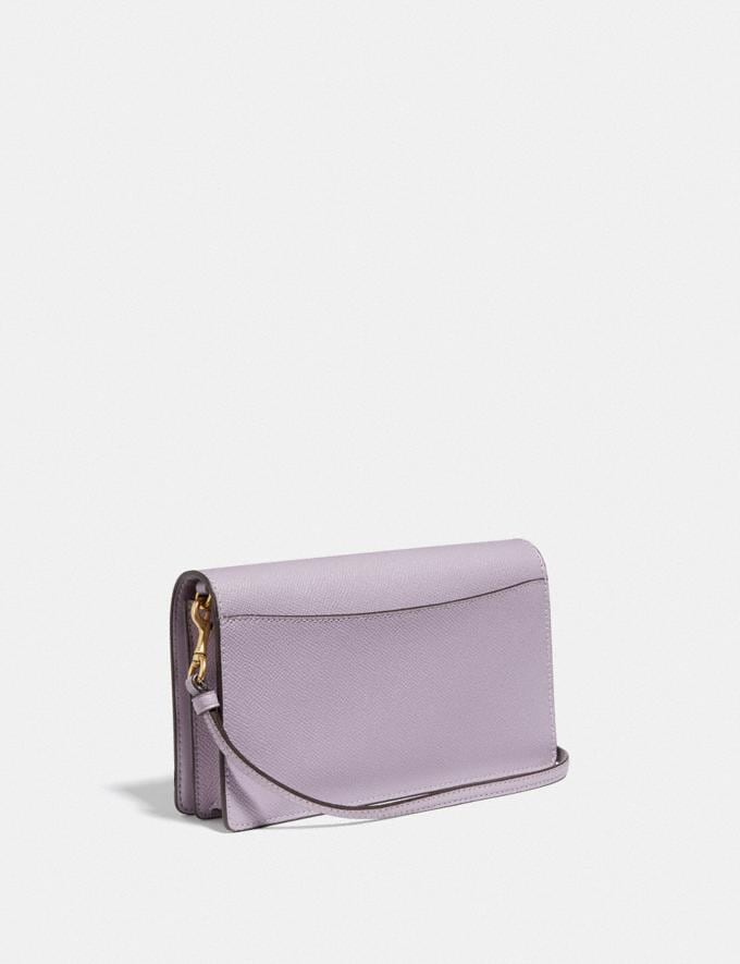 Coach Hayden Foldover Crossbody Clutch B4/Soft Lilac SUMMER SALE Sale Edits New to Sale New to Sale Alternate View 1