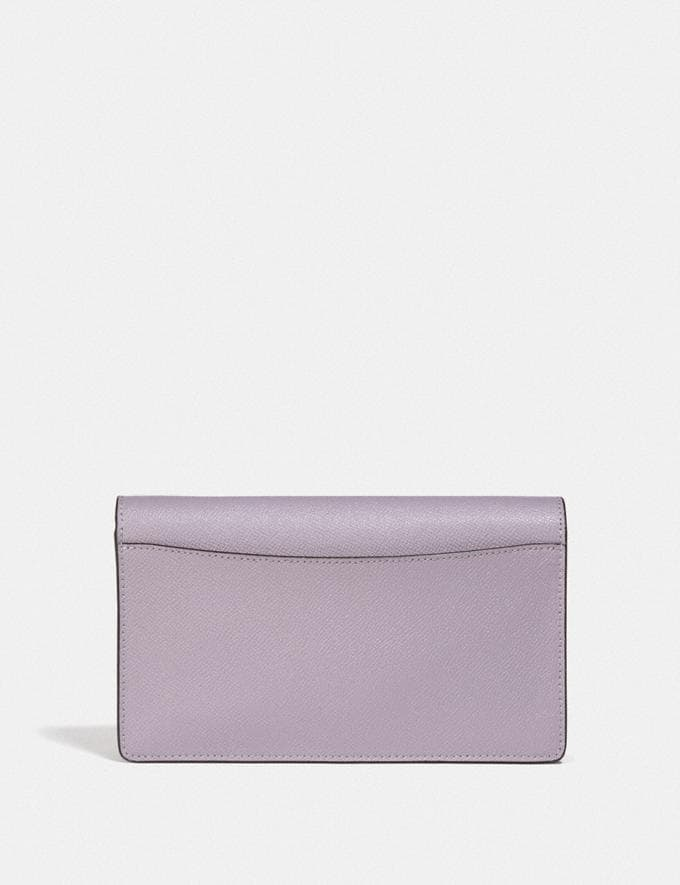 Coach Hayden Foldover Crossbody Clutch B4/Soft Lilac SUMMER SALE Sale Edits New to Sale New to Sale Alternate View 2