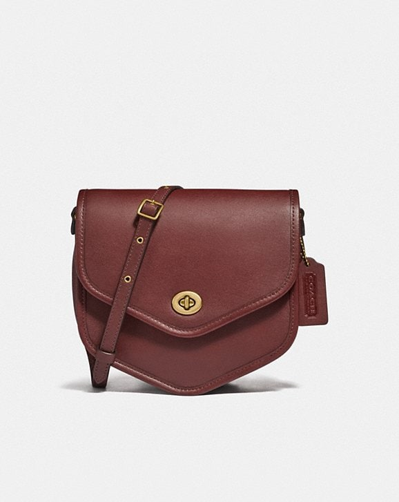 Coach BUY NOW TURNLOCK FLAP POUCH