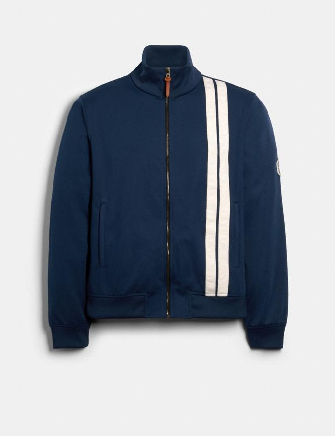 Coach Track Jacket Navy