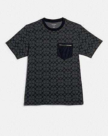 mixed media t-shirt