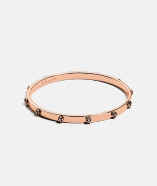 TEA ROSE BANGLE