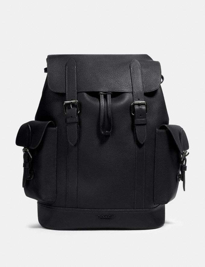 Coach Hudson Backpack Qb/Black DEFAULT_CATEGORY