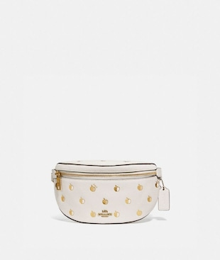 BETHANY BELT BAG WITH APPLE PRINT