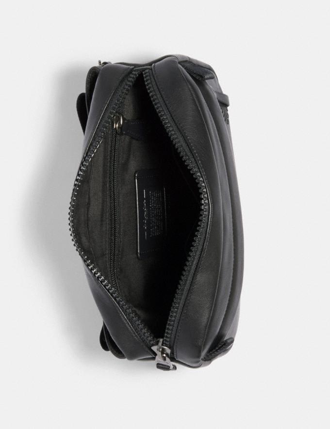 Coach Edge Belt Bag Qb/Black  Alternate View 1
