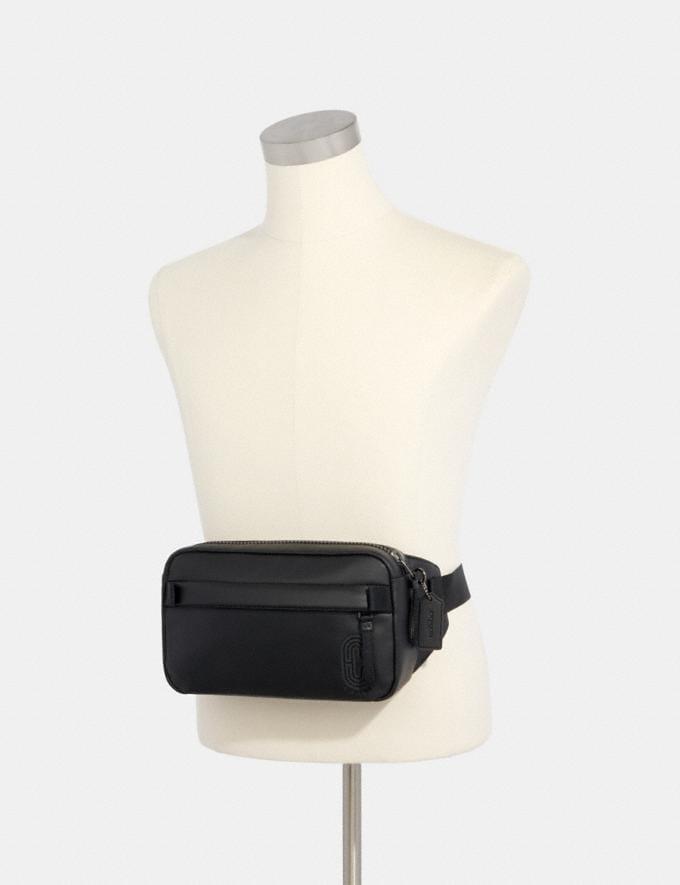 Coach Edge Belt Bag Qb/Black  Alternate View 2