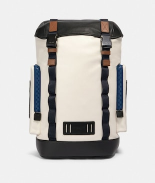 RANGER BACKPACK WITH MOUNTAINEERING DETAIL
