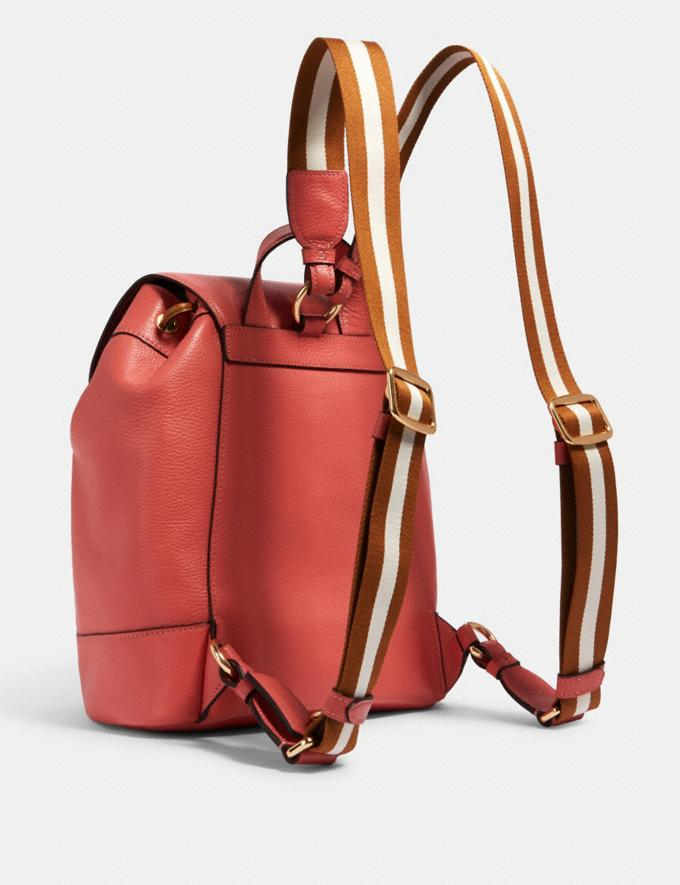 Coach Jes Backpack Im/Bright Coral  Alternate View 1