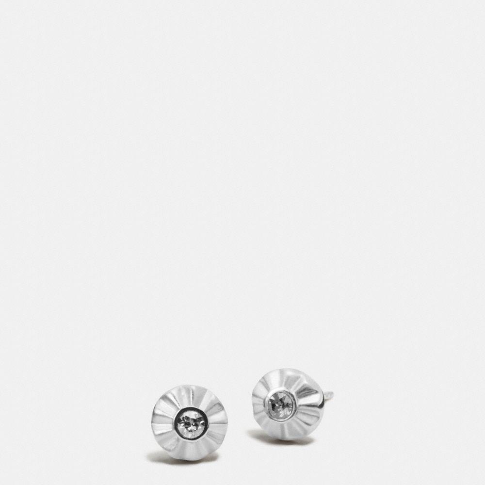 Daisy Rivet Stud Earrings