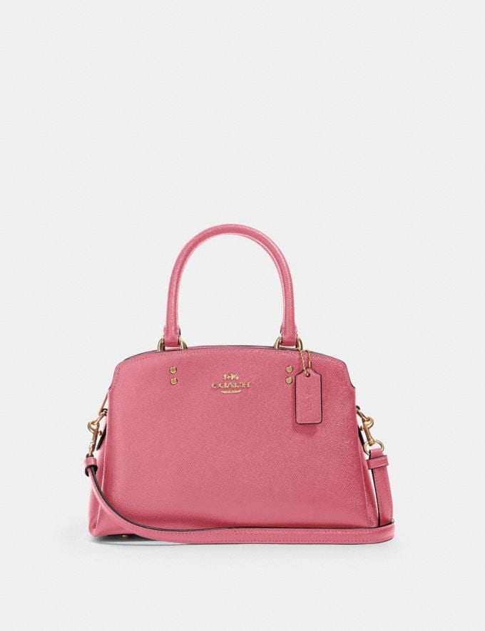 Coach Mini Lillie Carryall Im/Rose What's New