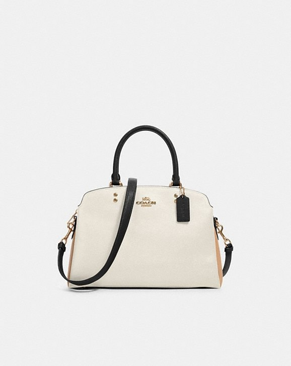 Coach LILLIE CARRYALL IN COLORBLOCK