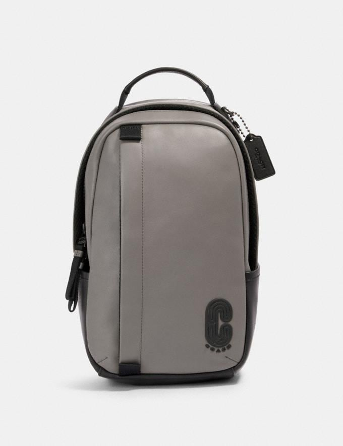 Coach Edge Pack Qb/Heather Grey