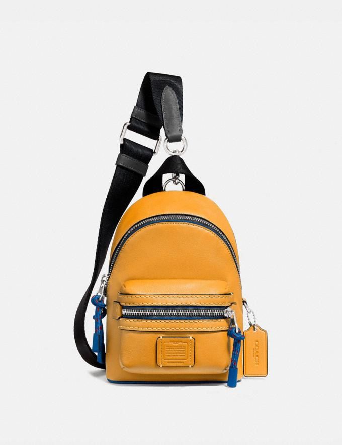 Coach Academy Backpack 15 Pollen Multi SALE Private Event Men's
