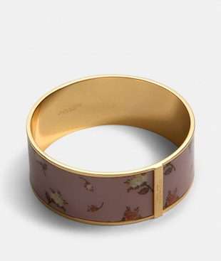ROSE BOUQUET PRINT BANGLE