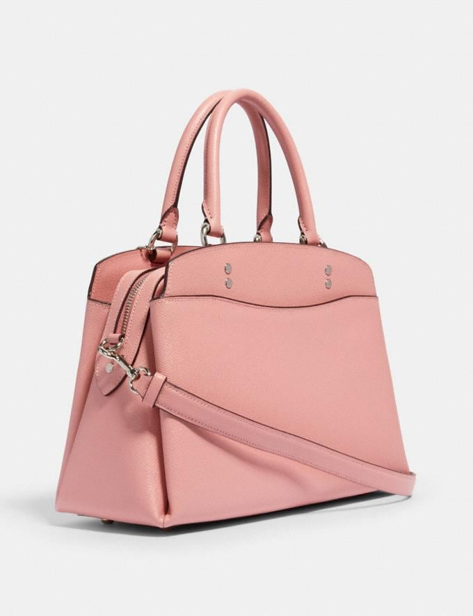 Coach Lillie Carryall Sv/Light Blush Women Business Essentials Alternate View 1