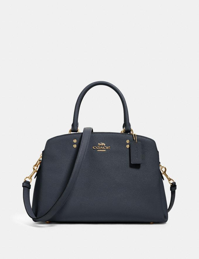 Coach Lillie Carryall Im/Midnight What's New