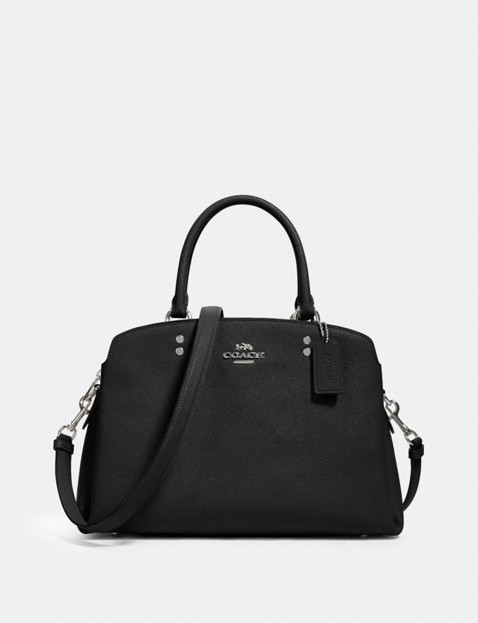 Coach Lillie Carryall Sv/Black What's New