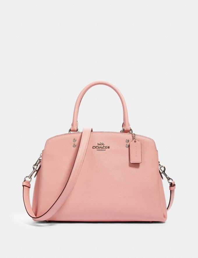 Coach Lillie Carryall Sv/Light Blush Women Business Essentials