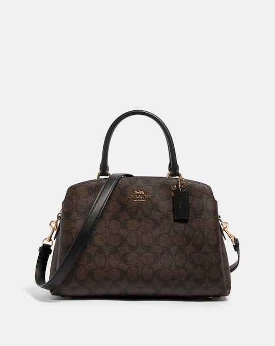 LILLIE CARRYALL IN SIGNATURE CANVAS