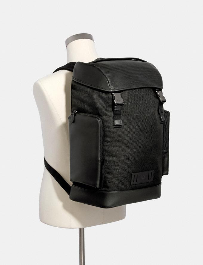 Coach Ranger Large Backpack Qb/Black  Alternate View 2