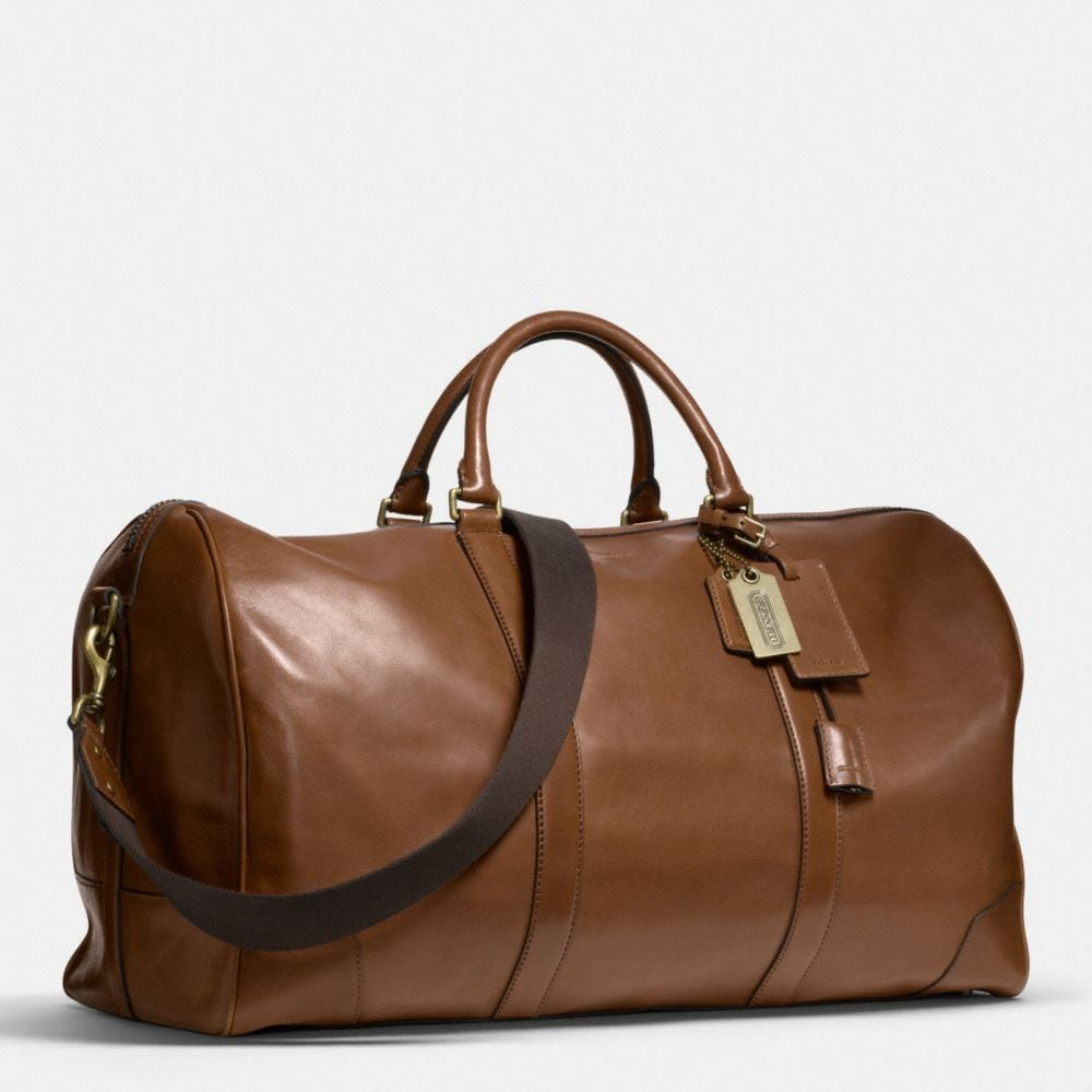 Coach Bleecker Cabin Bag in Leather Alternate View 2