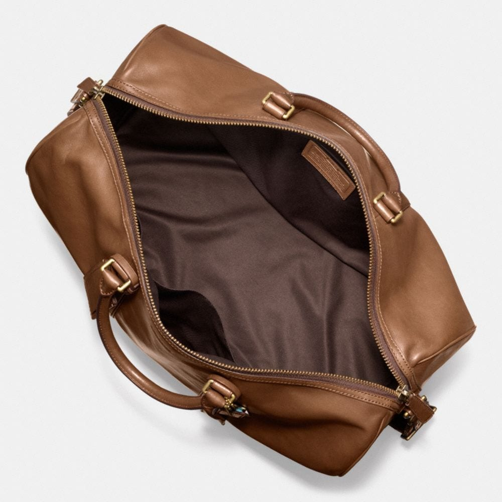 Coach Bleecker Cabin Bag in Leather Alternate View 3