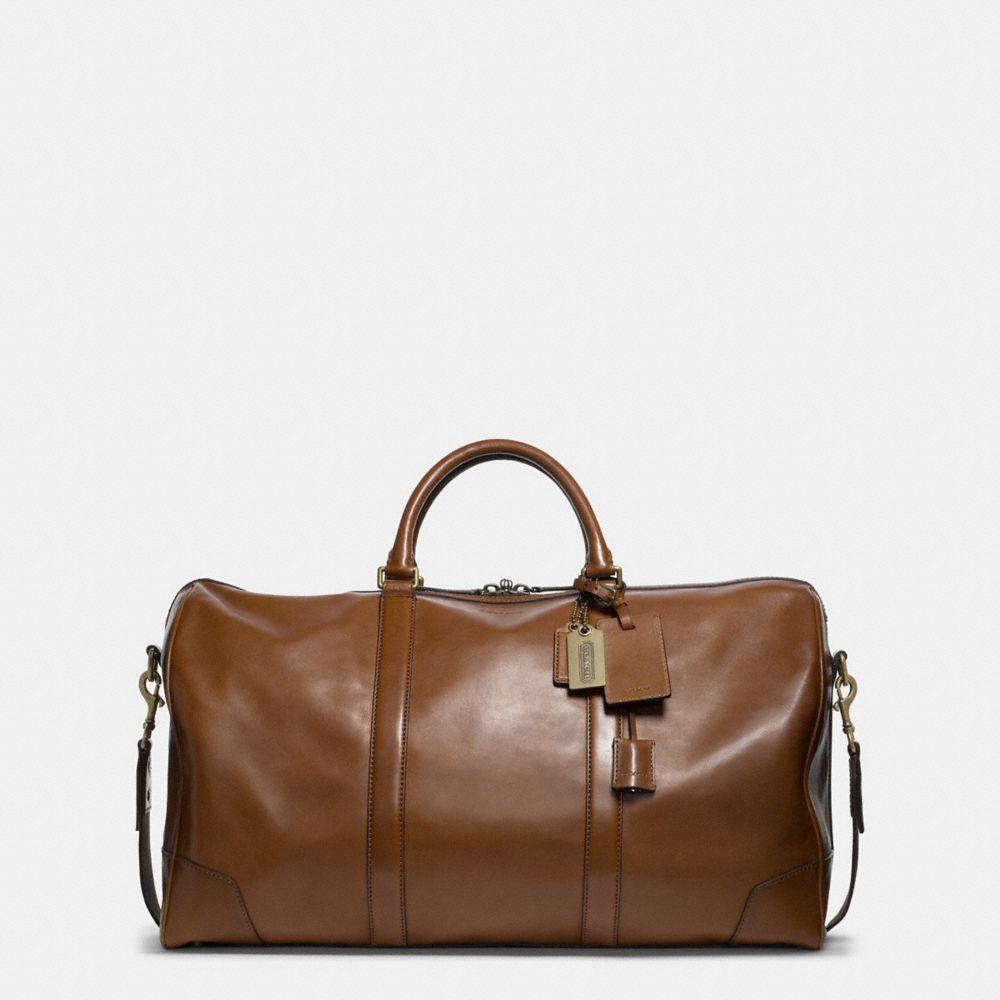 Coach Bleecker Cabin Bag in Leather