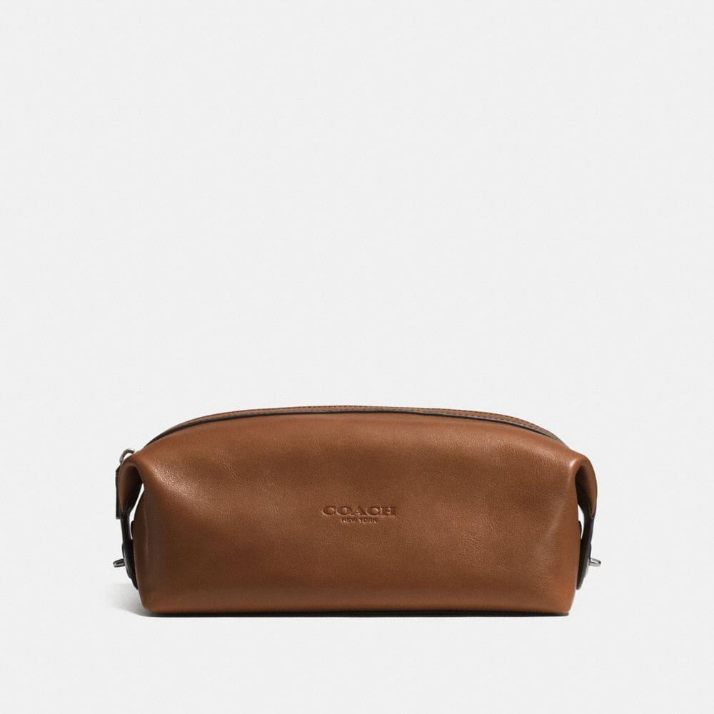 Coach Dopp Kit in Sport Calf Leather