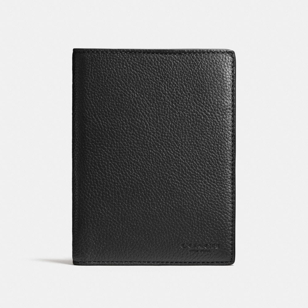Coach Passport Case