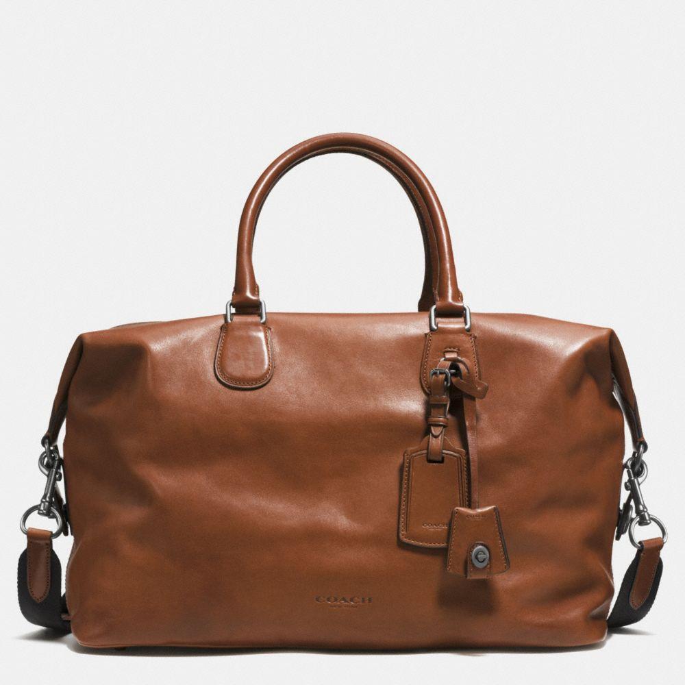 Coach Explorer Bag in Sport Calf Leather