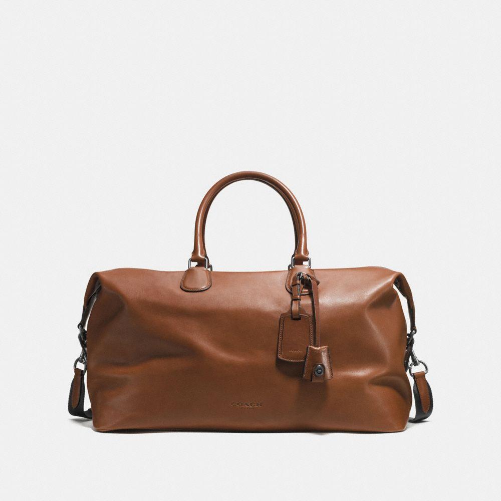 Coach Explorer Bag 52 in Sport Calf Leather