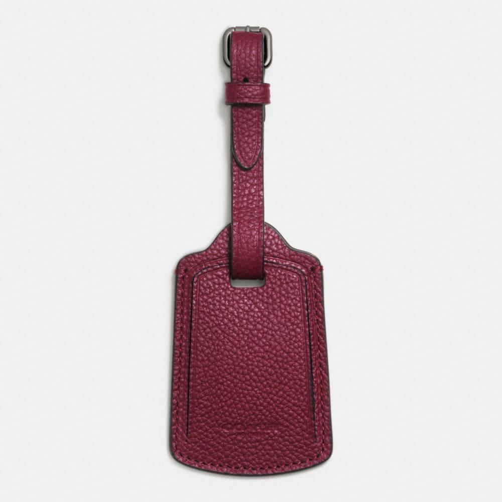 Varsity Stripe Explorer Bag in Pebble Leather - Alternate View A6