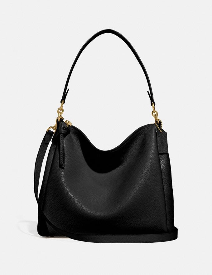 Coach Shay Shoulder Bag B4/Black Women Bags Shoulder Bags