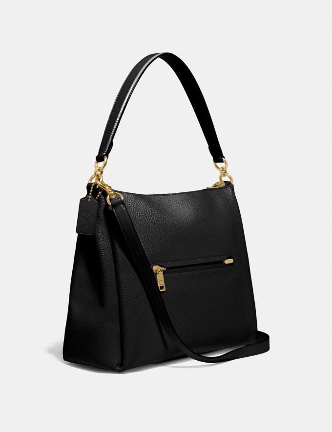 Coach Shay Shoulder Bag B4/Black Women Bags Shoulder Bags Alternate View 1