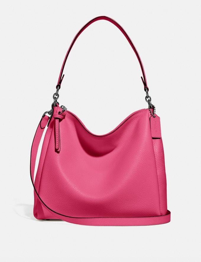 Coach Shay Shoulder Bag V5/Confetti Pink Women Bags Shoulder Bags