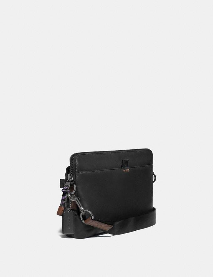 Coach Pacer Modular Crossbody With Coach Patch Ji/Black Gifts For Him Under £500 Alternate View 1