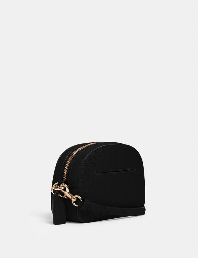 Coach Mini Serena Crossbody Im/Black  Alternate View 1