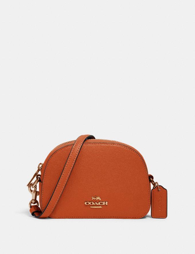 Coach Mini Serena Crossbody Im/Sedona Bags Bags