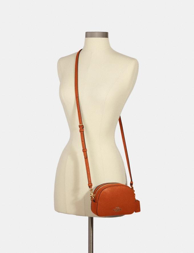 Coach Mini Serena Crossbody Im/Sedona Bags Bags Alternate View 3
