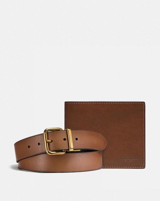 3-in-1 Wallet & Belt