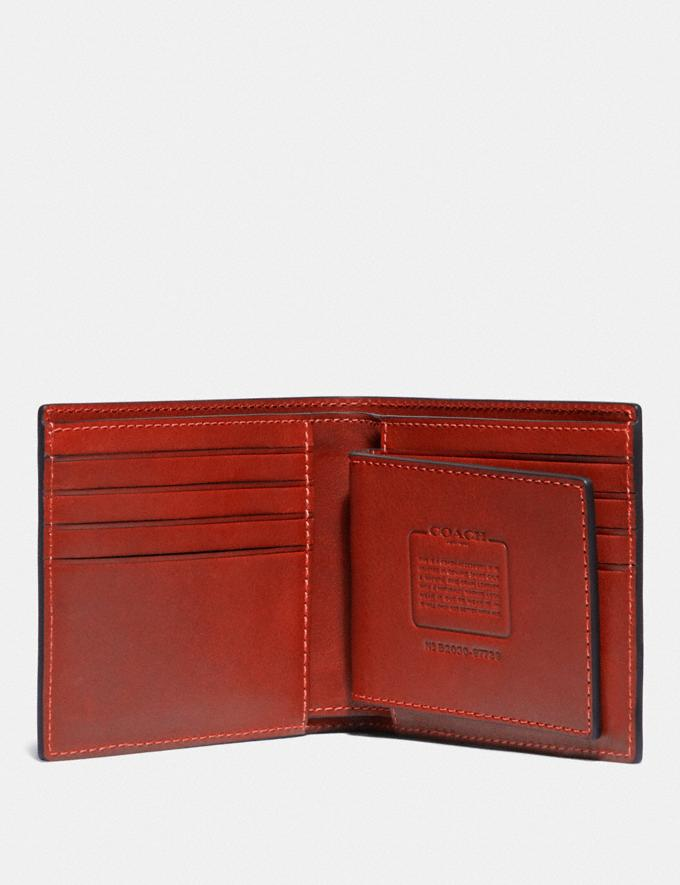 Coach 3-In-1 Wallet Red Sand  Alternate View 1